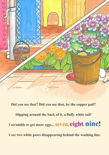 CHILDREN'S EBOOKS, The Easter Egg Hunt Page 3